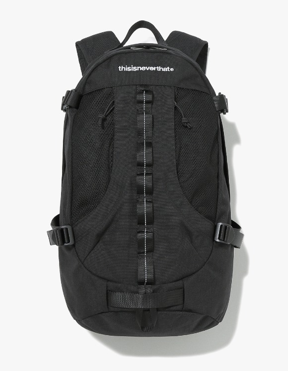 thisisneverthat CORDURA® 1000D Nylon Traveler Backpack - Black | HEIGHTS. | 하이츠 온라인 스토어