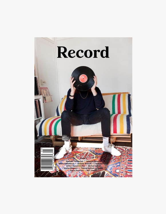 Record Magazine Record Culture Magazine - Issue 05 | HEIGHTS. | 하이츠 온라인 스토어