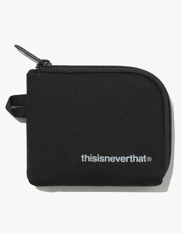 thisisneverthat CORDURA® 750D Nylon Wallet - Black | HEIGHTS. | 하이츠 온라인 스토어
