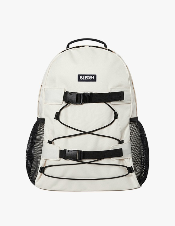 KIRSH KIRSH POCKET SPORTS BACKPACK IA  - IVORY | HEIGHTS. | 하이츠 온라인 스토어
