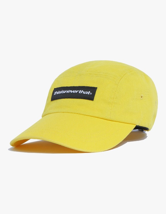 thisisneverthat SP-Logo Camp Cap - Yellow | HEIGHTS. | 하이츠 온라인 스토어