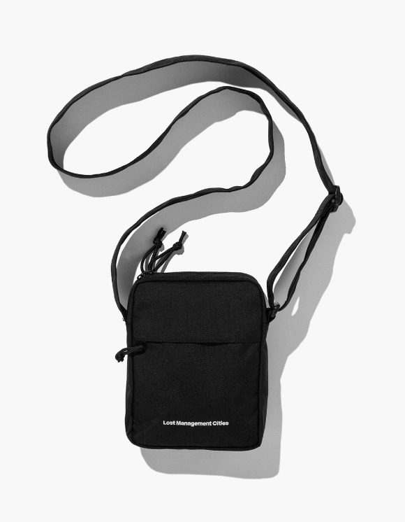LMC SYSTEM LMC SYSTEM FN CROSS BAG black | HEIGHTS. | 하이츠 온라인 스토어