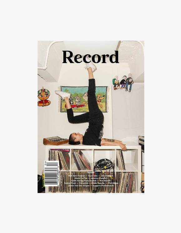 Record Magazine Record Culture Magazine - Issue 04 | HEIGHTS. | 하이츠 온라인 스토어