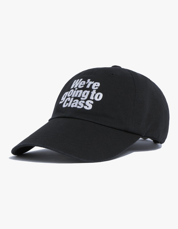 thisisneverthat GOING TO CLASS Cap - Black | HEIGHTS. | 하이츠 온라인 스토어