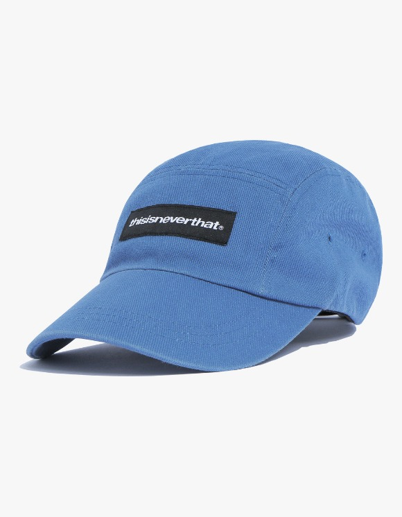 thisisneverthat SP-Logo Camp Cap - Blue | HEIGHTS. | 하이츠 온라인 스토어
