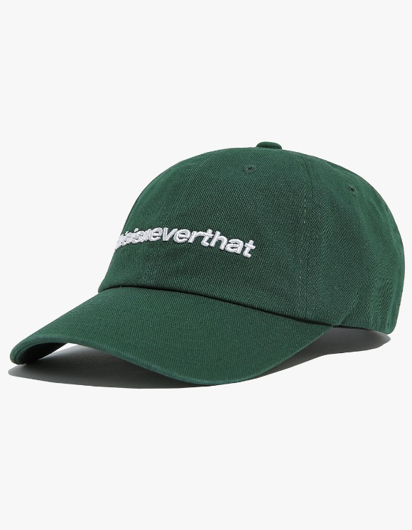 thisisneverthat SP-Logo Cap - Green | HEIGHTS. | 하이츠 온라인 스토어