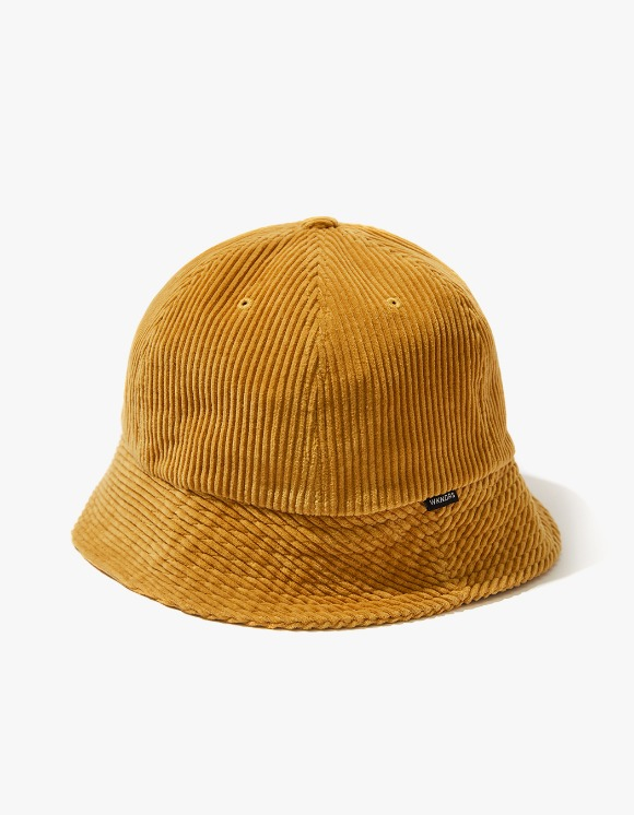 WKNDRS Corduroy Bucket Hat - Brown | HEIGHTS. | 하이츠 온라인 스토어