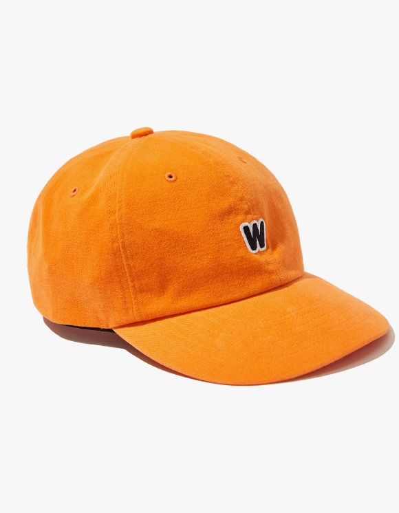 WKNDRS W Logo Cap - Orange | HEIGHTS. | 하이츠 온라인 스토어