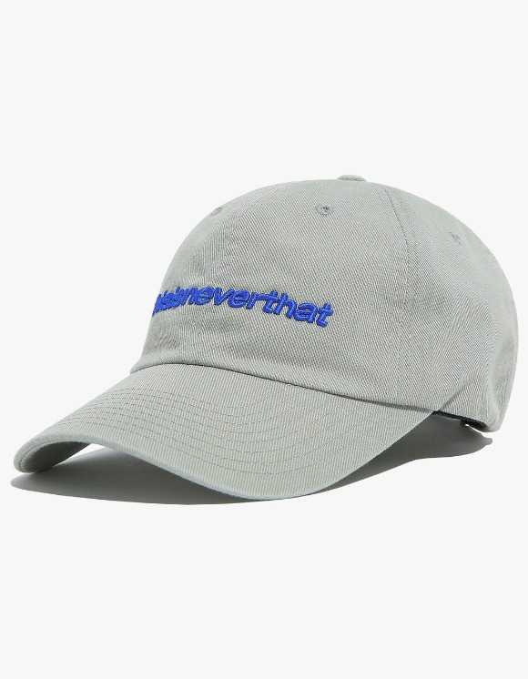 thisisneverthat SP-Logo Cap - Grey | HEIGHTS. | 하이츠 온라인 스토어