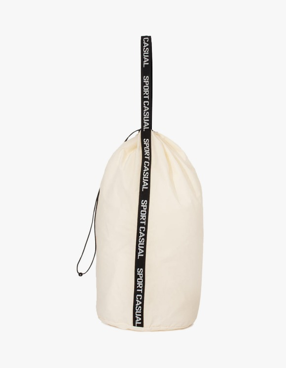 Heritage Floss Sports Bag - White | HEIGHTS. | 하이츠 온라인 스토어