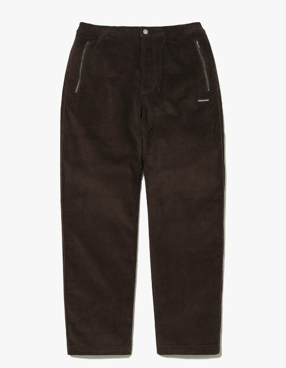 thisisneverthat Corduroy Easy Pant - Brown | HEIGHTS. | 하이츠 온라인 스토어