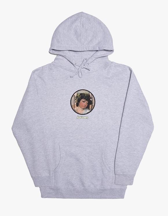 Alltimers 2 AM Wine God Hoody - Heather Grey | HEIGHTS. | 하이츠 온라인 스토어