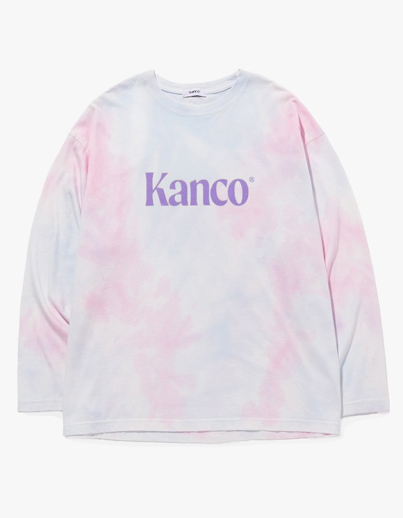 KANCO KANCO COTTON CANDY LONG SLEEVE TEE cotton candy | HEIGHTS. | 하이츠 온라인 스토어