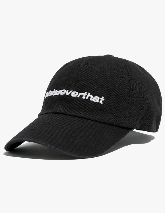 thisisneverthat SP-Logo Cap - Black | HEIGHTS. | 하이츠 온라인 스토어