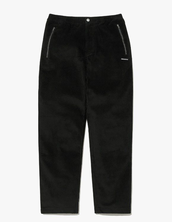 thisisneverthat Corduroy Easy Pant - Black | HEIGHTS. | 하이츠 온라인 스토어