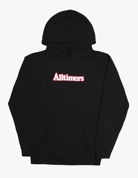 Alltimers Broadway Hoody - Black | HEIGHTS. | 하이츠 온라인 스토어