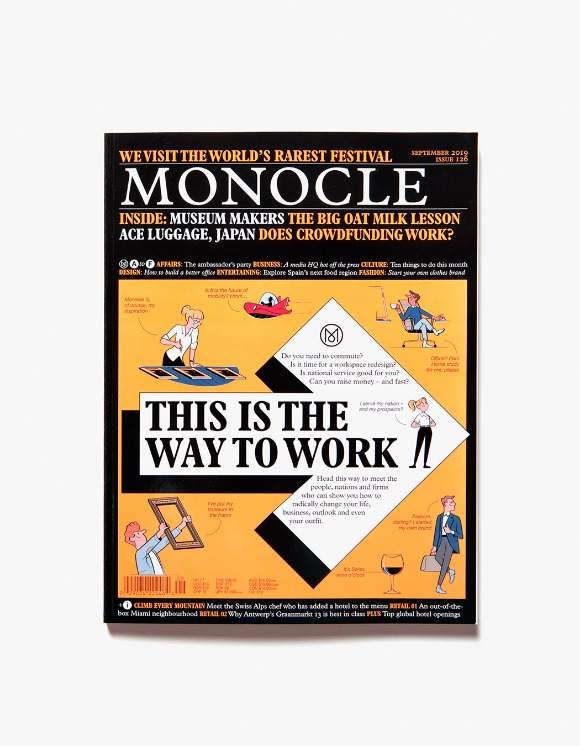 Monocle Monocle Magazine - Issue 126 | HEIGHTS. | 하이츠 온라인 스토어