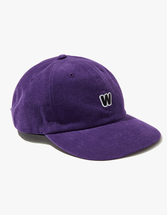 WKNDRS W Logo Cap - Purple | HEIGHTS. | 하이츠 온라인 스토어