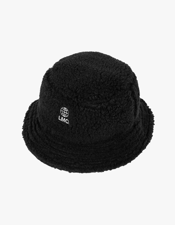 LMC LMC BOA FLEECE BUCKET HAT black | HEIGHTS. | 하이츠 온라인 스토어