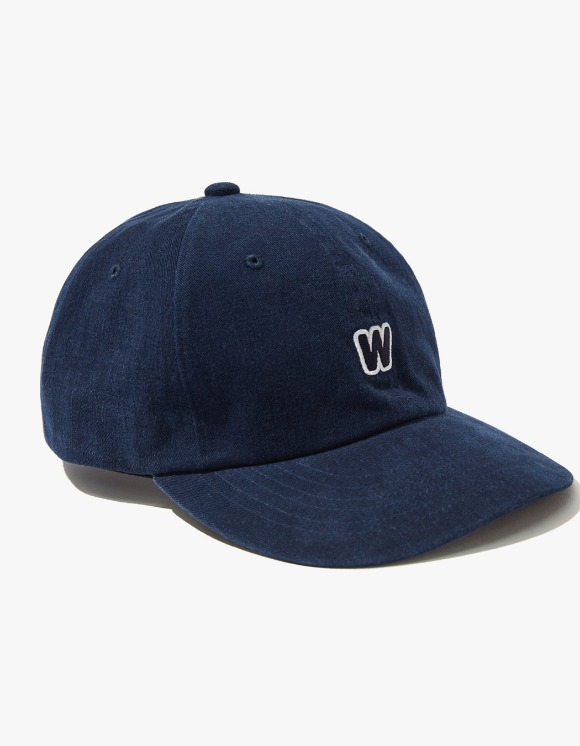 WKNDRS W Logo Cap - Navy | HEIGHTS. | 하이츠 온라인 스토어