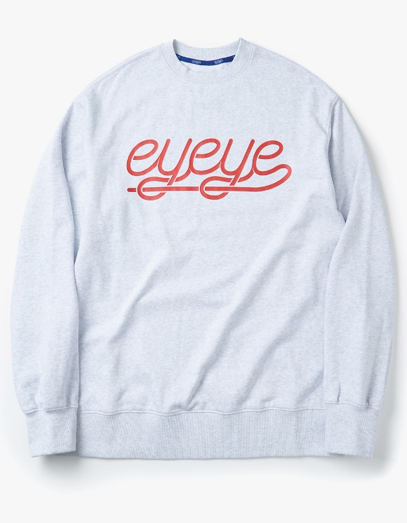 eyeye EYEYE Sweatshirts - M.Grey | HEIGHTS. | 하이츠 온라인 스토어