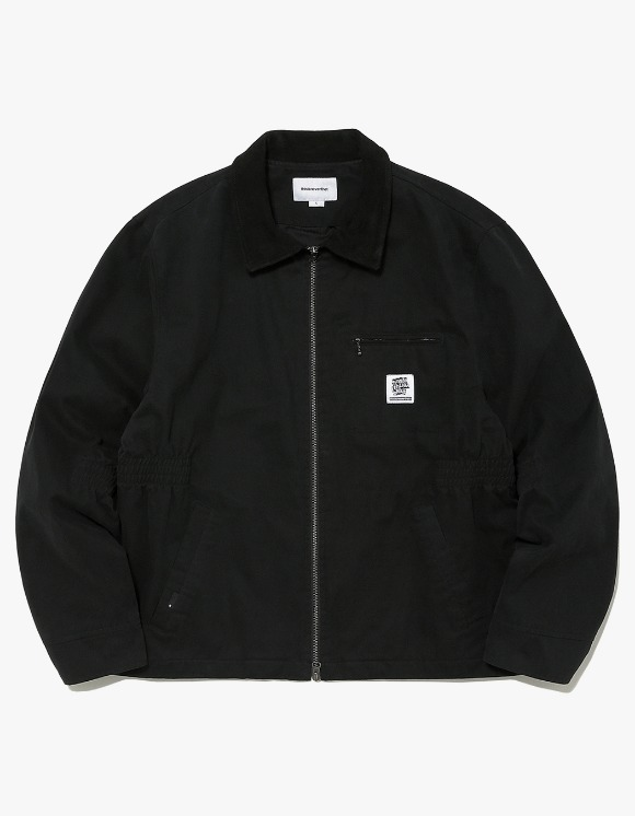 thisisneverthat Work Jacket - Black | HEIGHTS. | 하이츠 온라인 스토어