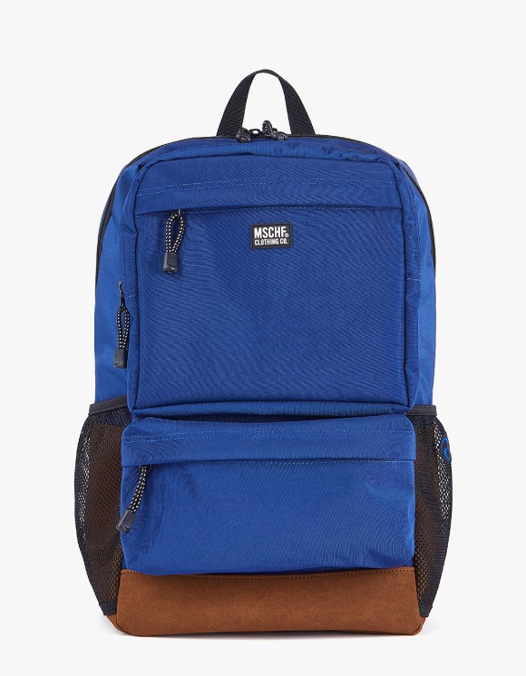 MISCHIEF Basic Backpack - Blue | HEIGHTS. | 하이츠 온라인 스토어