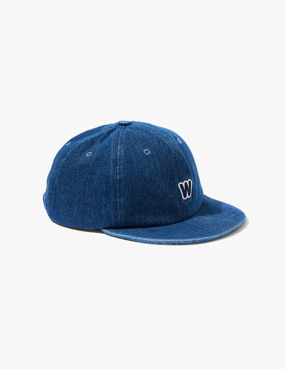 WKNDRS W Logo Cap - Denim | HEIGHTS. | 하이츠 온라인 스토어