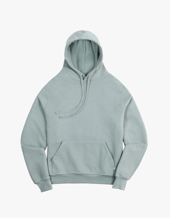 Richardson Engineered Hoodie - Blue Grey | HEIGHTS. | 하이츠 온라인 스토어