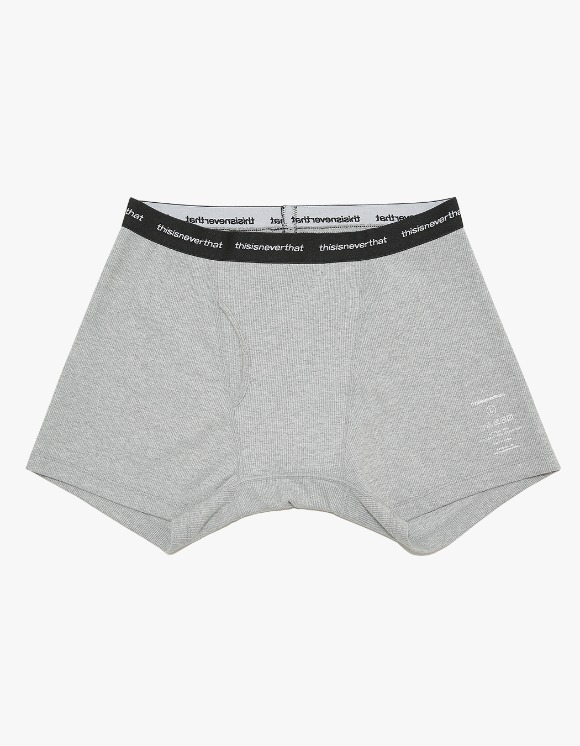 thisisneverthat SP Boxer Briefs - Grey | HEIGHTS. | 하이츠 온라인 스토어