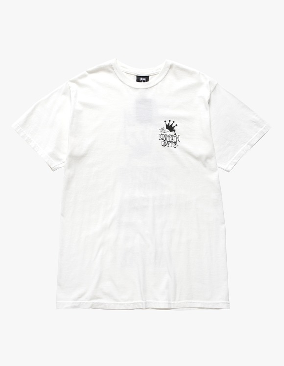 Stussy Kingston Chapter Pig.Dyed Tee - Natural | HEIGHTS. | 하이츠 온라인 스토어