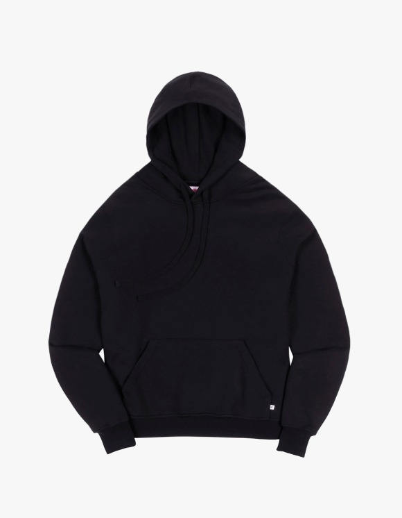 Richardson Engineered Hoodie - Black | HEIGHTS. | 하이츠 온라인 스토어