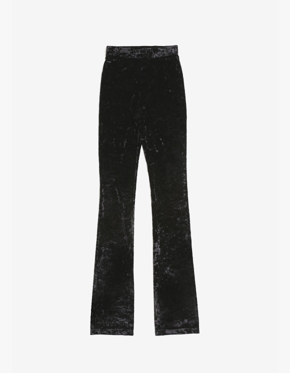 s/e/o Velvet Leggings - Black | HEIGHTS. | 하이츠 온라인 스토어
