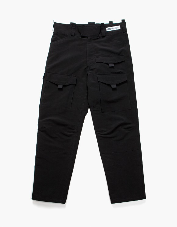 Lores Utility Cargo Pants - Black | HEIGHTS. | 하이츠 온라인 스토어