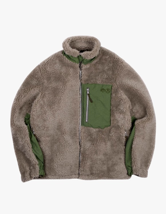 Richardson Polar Fleece - Green | HEIGHTS. | 하이츠 온라인 스토어