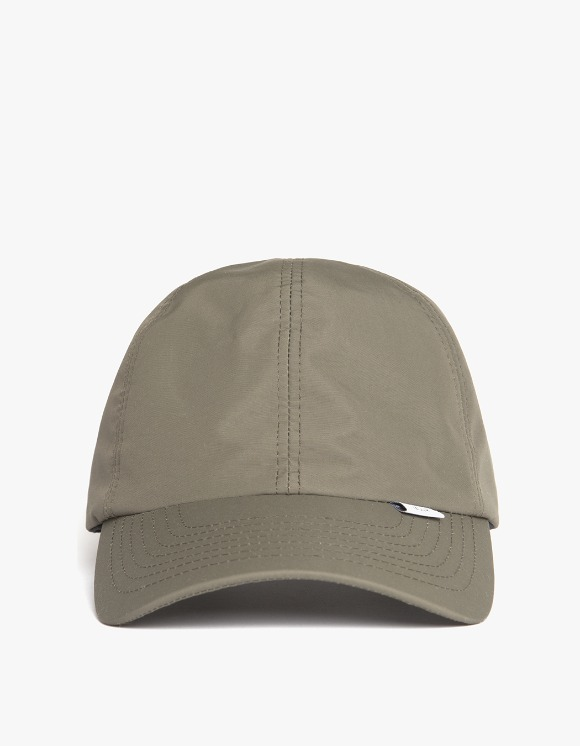IZOLA NYC 3 Layer 6-Panel Cap - Olive | HEIGHTS. | 하이츠 온라인 스토어
