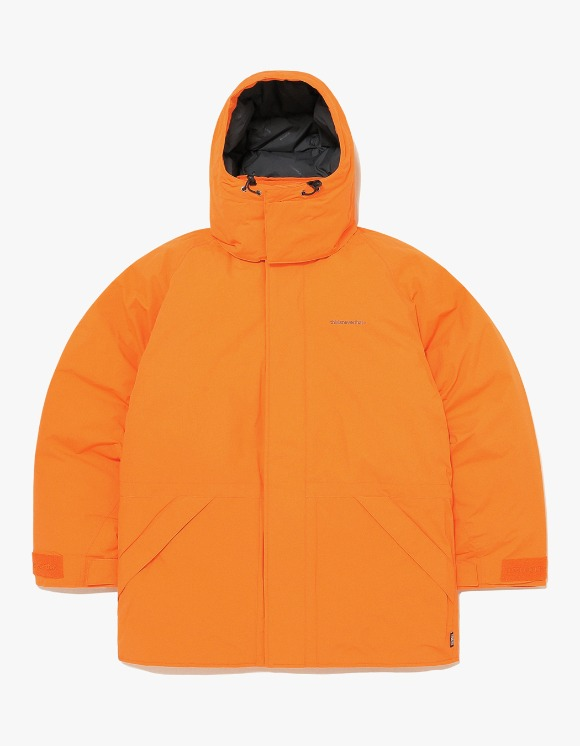 thisisneverthat Explorer Down Parka - Orange | HEIGHTS. | 하이츠 온라인 스토어
