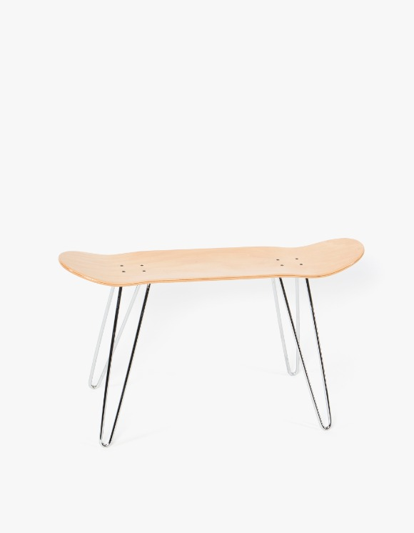 HEIGHTS. Skate Stool Leg - Chrome | HEIGHTS. | 하이츠 온라인 스토어