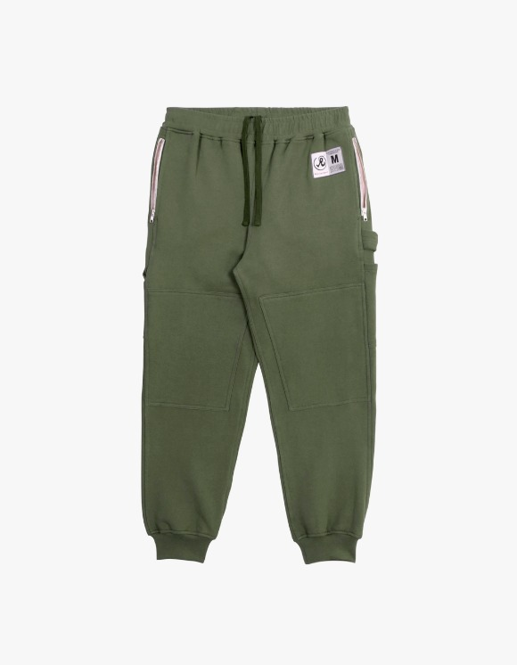 Richardson Engineered Sweat Pants - Green | HEIGHTS. | 하이츠 온라인 스토어