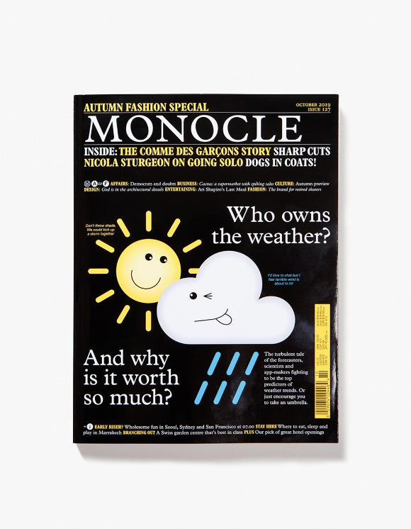 Monocle Monocle Magazine - Issue 127 | HEIGHTS. | 하이츠 온라인 스토어