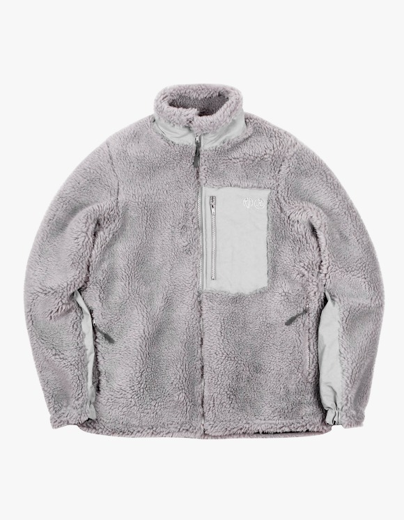 Richardson Polar Fleece - Blue Grey | HEIGHTS. | 하이츠 온라인 스토어