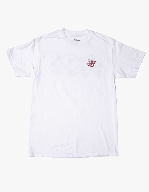 BRONZE56k International Tee - White | HEIGHTS. | 하이츠 온라인 스토어