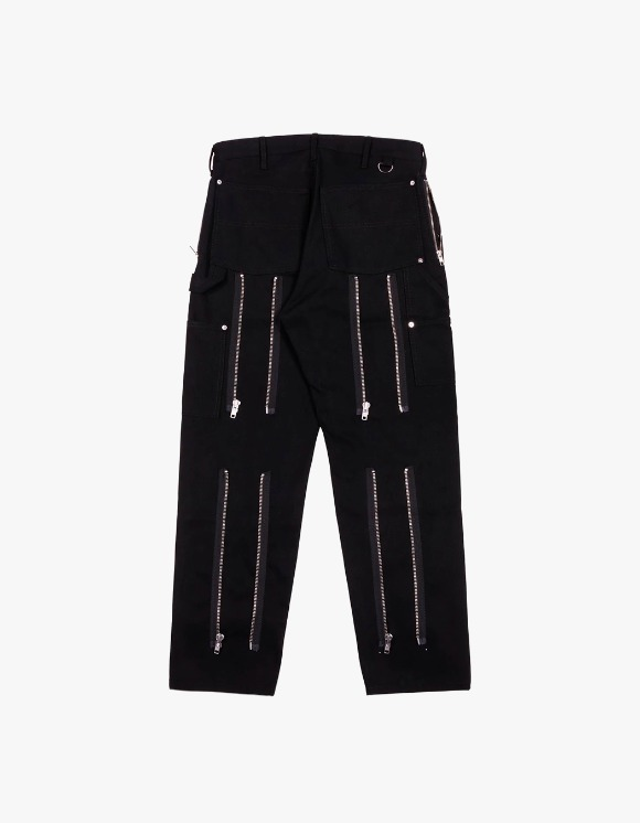 Richardson Bondage Work Pants - Black | HEIGHTS. | 하이츠 온라인 스토어