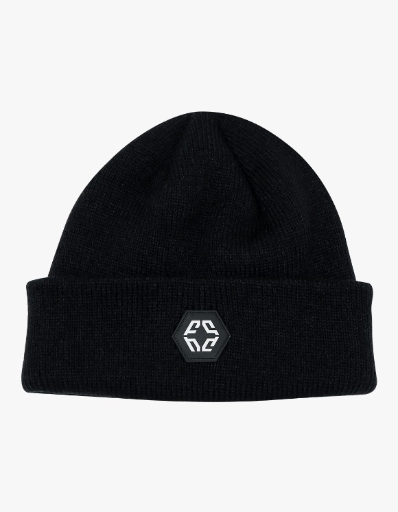 NIVELCRACK Logo Beanie - Black | HEIGHTS. | 하이츠 온라인 스토어