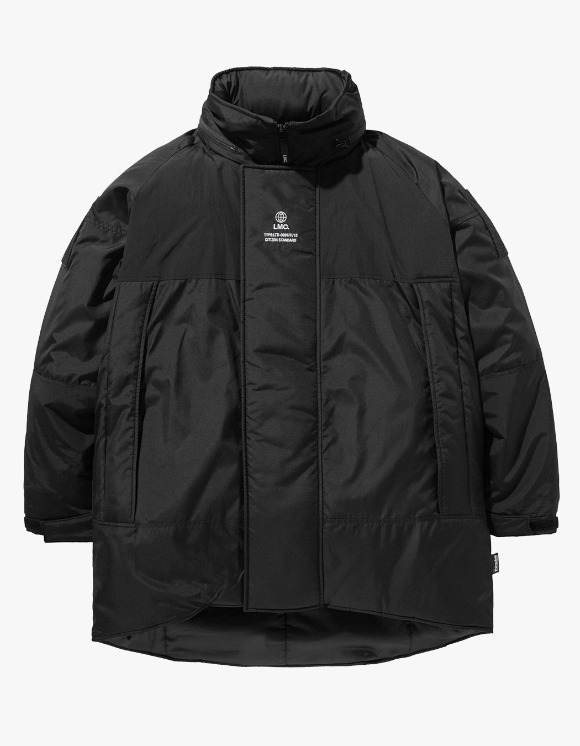 LMC LMC GLOBE MONSTER THINSULATE PARKA black | HEIGHTS. | 하이츠 온라인 스토어