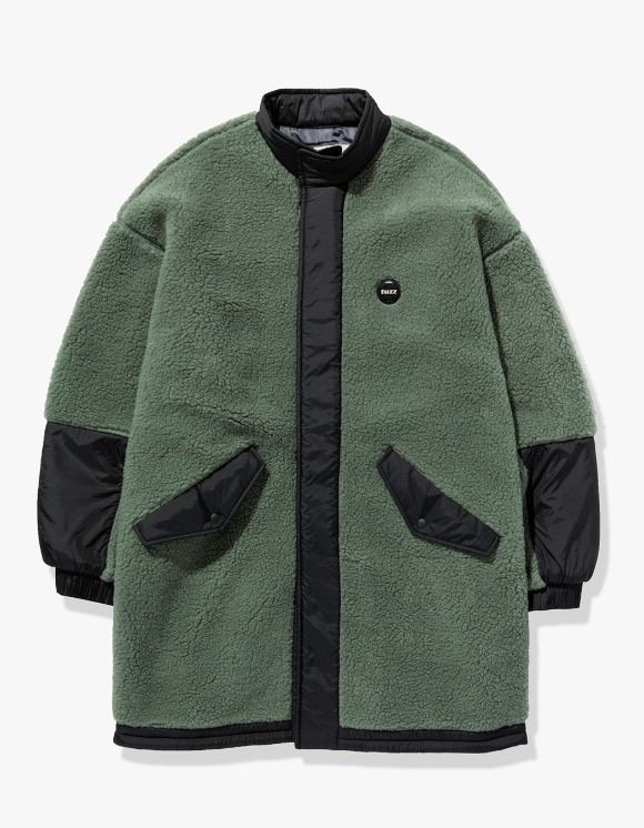 Fuzz FUZZ BOA M65 COAT light olive | HEIGHTS. | 하이츠 온라인 스토어
