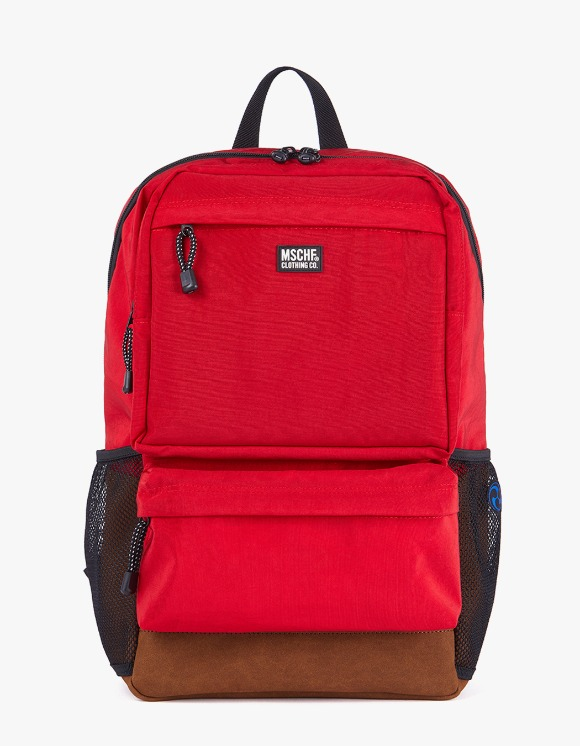 MISCHIEF Basic Backpack - Red | HEIGHTS. | 하이츠 온라인 스토어