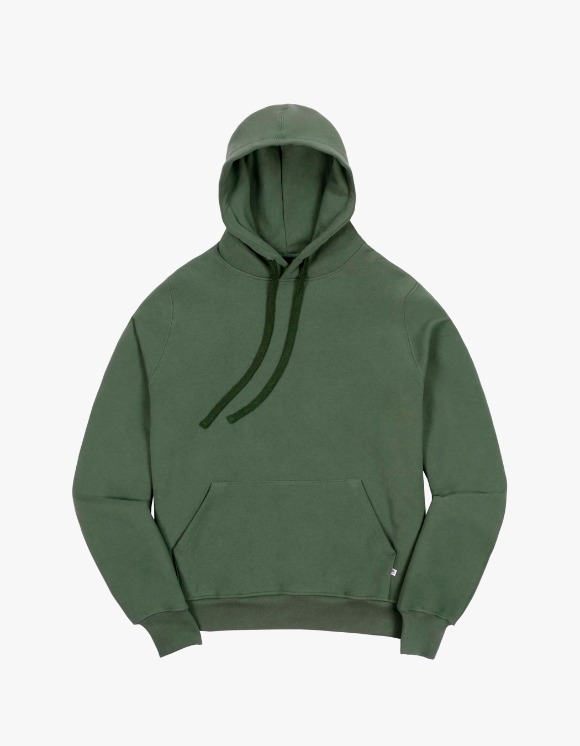 Richardson Engineered Hoodie - Green | HEIGHTS. | 하이츠 온라인 스토어
