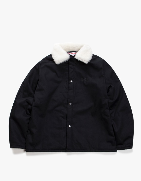 Richardson Sherpa Welder's Jacket - Black | HEIGHTS. | 하이츠 온라인 스토어