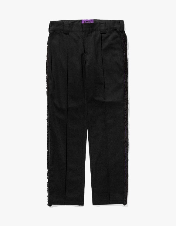 LMC LMC x FUZZ MARCHING BAND PANTS black | HEIGHTS. | 하이츠 온라인 스토어